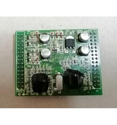 Плата процессора MX-800S/12V