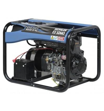 Kohler-SDMO Diesel 6500 E XL C Дизельный генератор 6 кВА