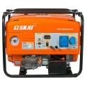Скат УГБ-6000Е/ATS Автоматическая бензиновая электростанция
