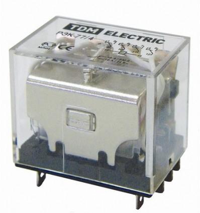 TDM Electric РЭК77/4 10А 230В АC Реле промежуточное