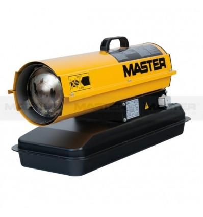 Жидкотопливный нагреватель воздуха Master B70 CED