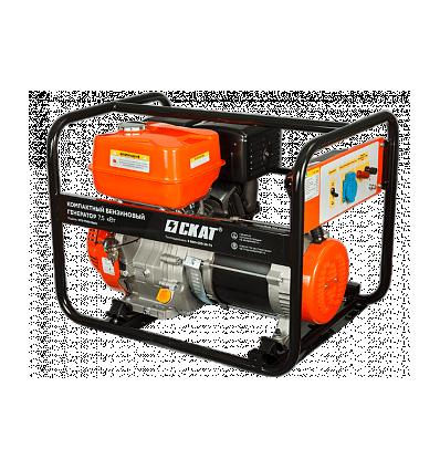 Установка генераторная бензиновая SKAT УГБ-7500 Basic
