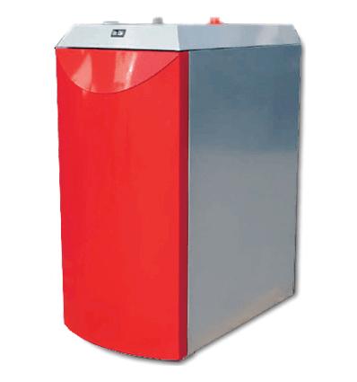 Wirbel ECO-CK 35 Универсальный, комбинированный твердотопливный котел 35 кВт