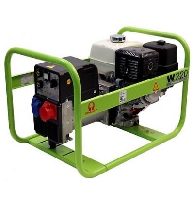 Pramac W220 DC сварочный генератор