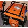 Damask УГБ-6000Е Генератор бензиновый на колесах