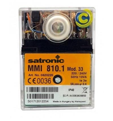 Satronic MMI 810.1 Mod.33 Автомат горения