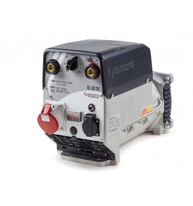 Альтернатор сварочный трехфазный Sincro EW220TDC