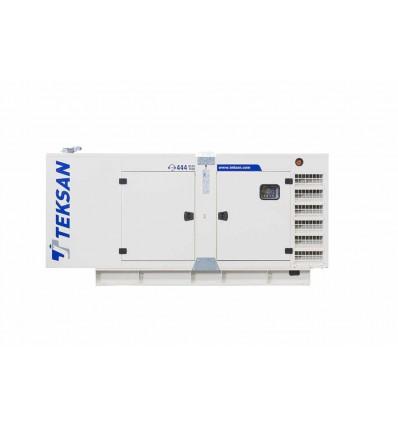 Teksan TJ69BD5C Генератор дизельный 50 кВт в кожухе