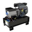 Вепрь АДП 12-230 ВЛ-БС Однофазная дизельная электростанция 12 кВт