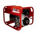 Вепрь АДП 5-230 ВЯ-БС Дизель генератор 5 кВт с электростартером