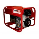 Вепрь АДП 5,0-230 ВЯ-БС Дизель генератор 5 кВт с электростратером