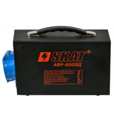 SKAT АВР-6000Д Блок АВР для УГД-6000Е
