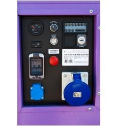 Вепрь АДА 10-230 РЛ49 Инверторная дизельная электростанция 8,5 кВт, однофазная 220В