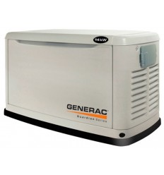 Generac 6270 Однофазный газовый генератор 10 кВт в кожухе