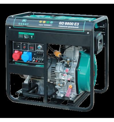 Gesht GD8800E3 Дизель-генератор