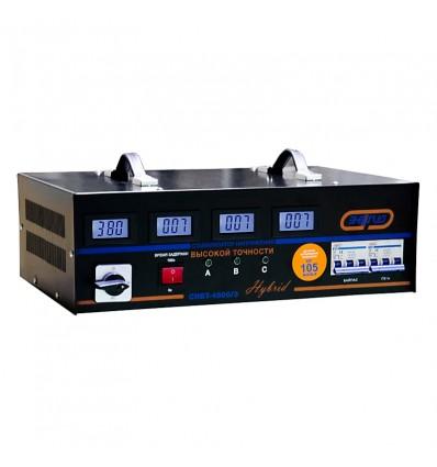 Энергия СНВТ-4 500/3 Hybrid Трехфазный стабилизатор напряжения