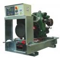 Lister Petter HSL15-LE150 Трехфазный дизель-генератор 9 кВт, 1500 об/мин