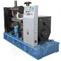 НЗГУ АД100С-Т400-2Р Стационарная дизельная генераторная установка мощностью 100 кВт с автоматической панелью управления