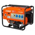SKAT УГБ-4000Е Бензиновая электростанция 4 кВт с электростартером, однофазная 220В