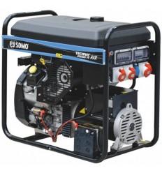 SDMO TECHNIC 20000TE AVR C Бензиновая электростанция максимальной мощностью 15 кВт, трехфазная 380/220В