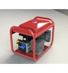 Вепрь АБП 7/4-Т400/230 ВX-БСГ Бензиновая электростанция 5,6 с электростартером, трехфазная 380 / 220 В