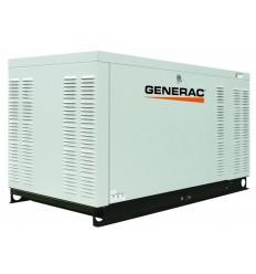 Generac QT027 3P Трехфазная газовая электростанция, мощностью 20 кВт