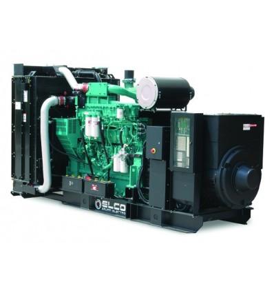 Elcos GE.CU.700/640.BF Дизельгенераторная установка 512 кВт, двигатель CUMMINS