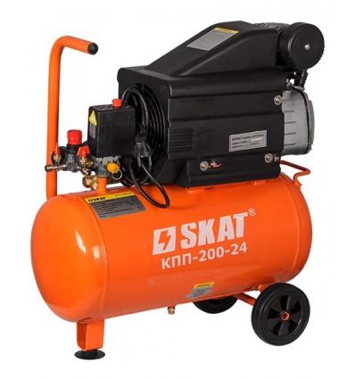 Скат КПП-200-24 Электрический компрессор 200 л/мин