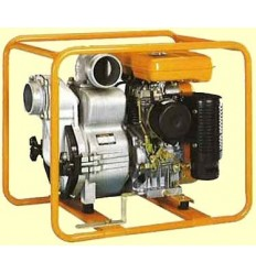 Robin-Subaru PTD405T Мотопомпа дизельная для сильнозагрязненных жидкостей 2000 л/мин