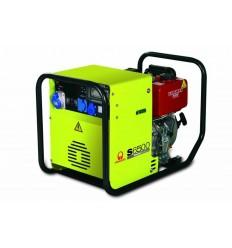 Pramac S6500 Однофазный дизельный электроагрегат, мощностью 4,8 кВА, Италия