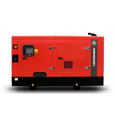 Himoinsa HFW-50 T5 C10 CEM-7 Дизельная электростанция в кожухе 50 кВА / 40 кВт