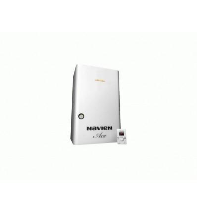 Navien Ace 20K Coaxial White Настенный турбо газовый котел, 20 кВт