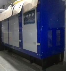 CRR-100GF Дизельная электростанция 100 кВт в кожухе