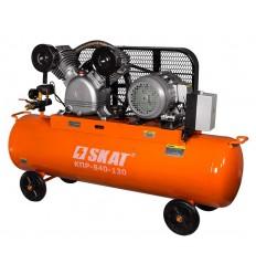 SKAT КПР-840-130 Электрический поршневой компрессор 840 л/мин