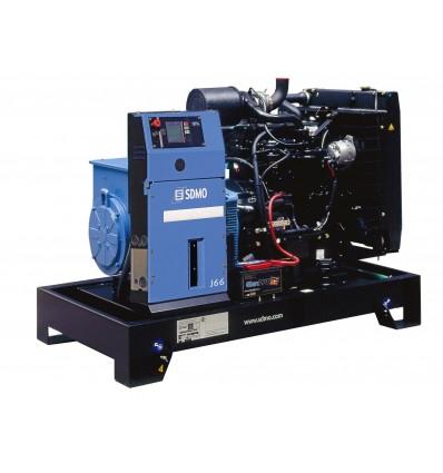 SDMO Montana J66K Генератор дизельный 50 кВт, Франция