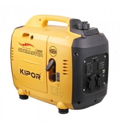 Kipor SINEMASTER IG2600 Генератор инверторный, бензиновый 2,3 кВт