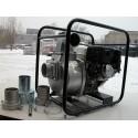 Koshin SEH-100X Мотопомпа бензиновая 1450 л/мин для чистой воды