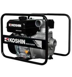 Koshin SEV-50X Мотопомпа бензиновая 620 л/мин для чистой воды