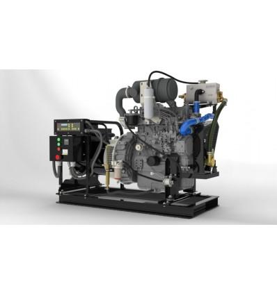 Вепрь АДС 45-Т230 ТЯ Судовой дизельгенератор 32 кВт