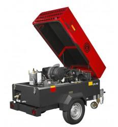 Chicago Pneumatic CPS 185DD F SCS RS (ПСМ) Автономный дизельный передвижной компрессор на шасси